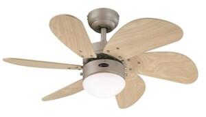 ventilador de techo de bajo consumo